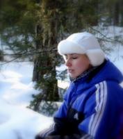 Зимние мечты...