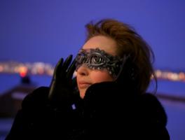 Женщина с повязкой