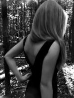 Лісова німфа