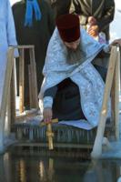 Крещенская Иордань
