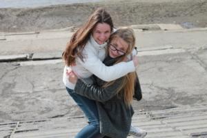 Дружба -это святое :)