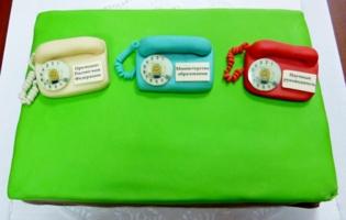 Торт для директора