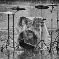Дождь-ударник