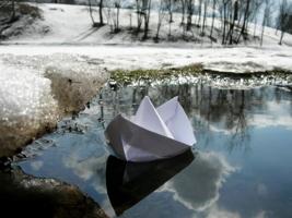 Кораблик.