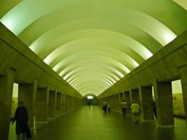 Геометрия метро