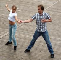 Танец от сердца