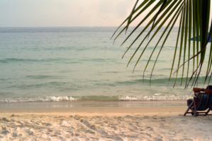 Расслабон на берегу