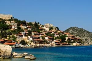 Островок в Средиземном море