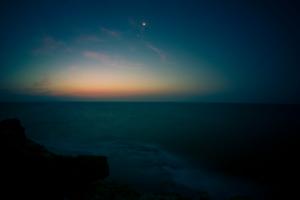 луна одиночка