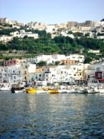 Лазурный берег острова Капри