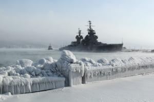 Холод в Новороссийске 3.