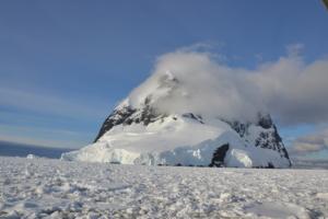 Антарктида.Вечный холод.....