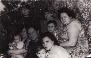 дорогая семья