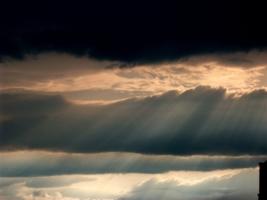 небо цвета дождя