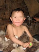 счастливые дети Чукотки