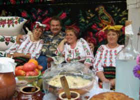 Украинское застолье
