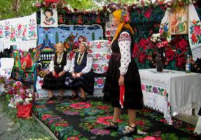 Молдавские рукодельницы