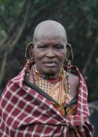 Секс-бомба по-масайски