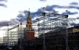 Москва не сразу строилась!