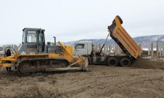 Строительство школы в Арктике