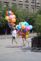 Любители воздушных шаров