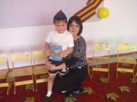 Я с любимым племянником))
