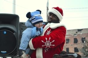 Новый сталинградский Дед Мороз