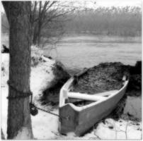 весенние сны  старой лодки