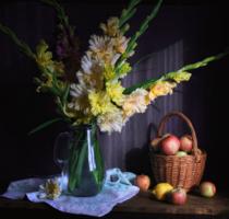 Любимые цветы