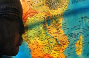 Африка ... любовь моя