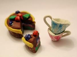 Шоколадное чаепитие