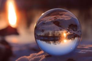 шарик на новогоднюю ёлку
