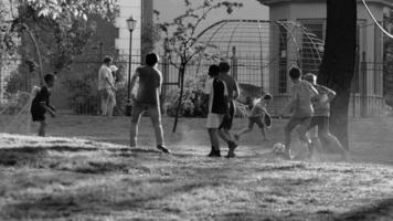 Уличные футболисты