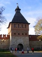 Ворота 16 века.
