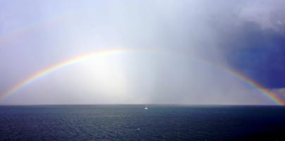 Над Ионическим морем