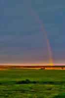 Цветная дорога в небо