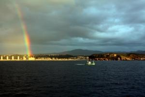 The light of the Rainbow