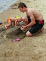 Строим зАмок из песка