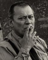 Человек с сигаретой