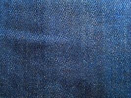 Джинсовая синева