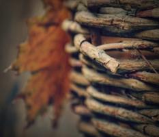 Осенняя корзина