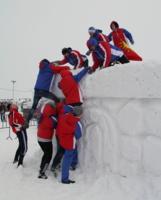 Взятие Снежной Крепости-2