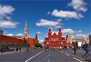 В Москве сегодня солнечно...