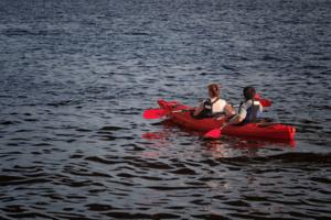 Лодка для двоих