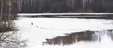 последняя рыбалка зимы
