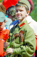 Юный солдат