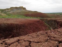 Ущелье Ашу Тас (Горький камень)