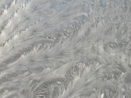 Ледяные метёлочки.