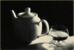 И не подумайте, что чай...
