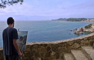 Морской пейзажист